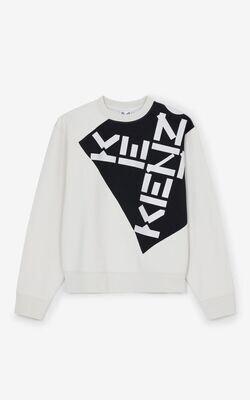 Kenzo | Sweater | FB65SW0204MS grijs