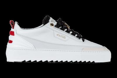 Mason Garments | Sneakers | FW2114AFIRENZE wit