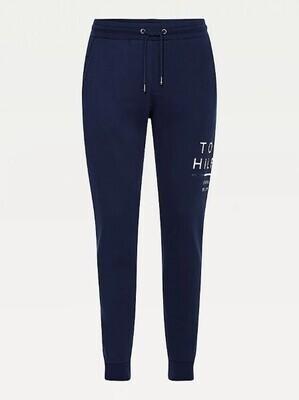 Tommy Hilfiger   Sweatpants   MW0MW20120 d.blauw
