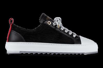 Mason Garments   Sneaker Astro   FW2122AASTRO zwart
