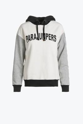 Parajumpers   Hoody Cher   PWFLECC32 grijs