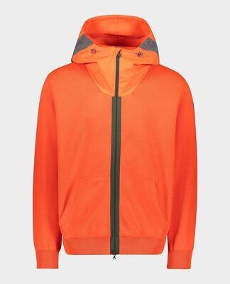 Paul and Shark   Vest   11311244 oranje