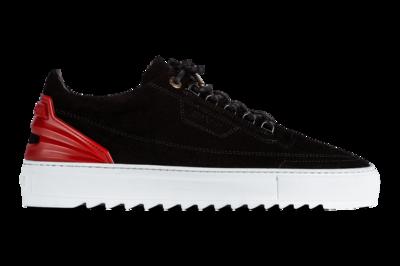 Mason Garments   Sneaker Firenze   FW2113BFIRENZE zwart