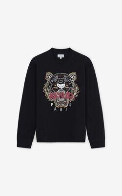 Kenzo   Sweater   FB65SW1234XA zwart