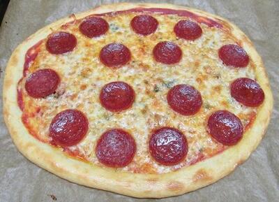 Freeman's Pizza - Pepperoni