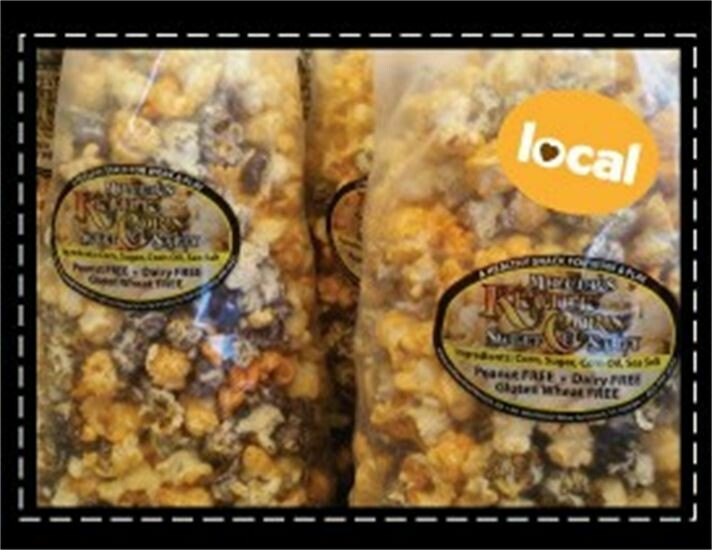 Millers Kettle Corn - Sweet and Salty- Sold in 2 Packs