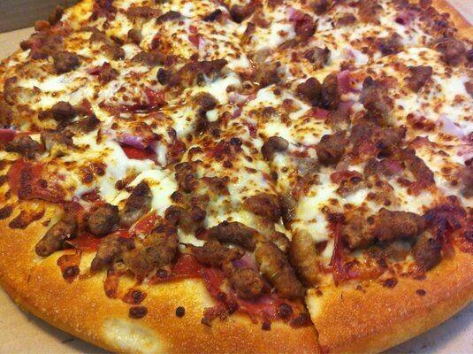 Freeman's Pizza - Meat Lovers