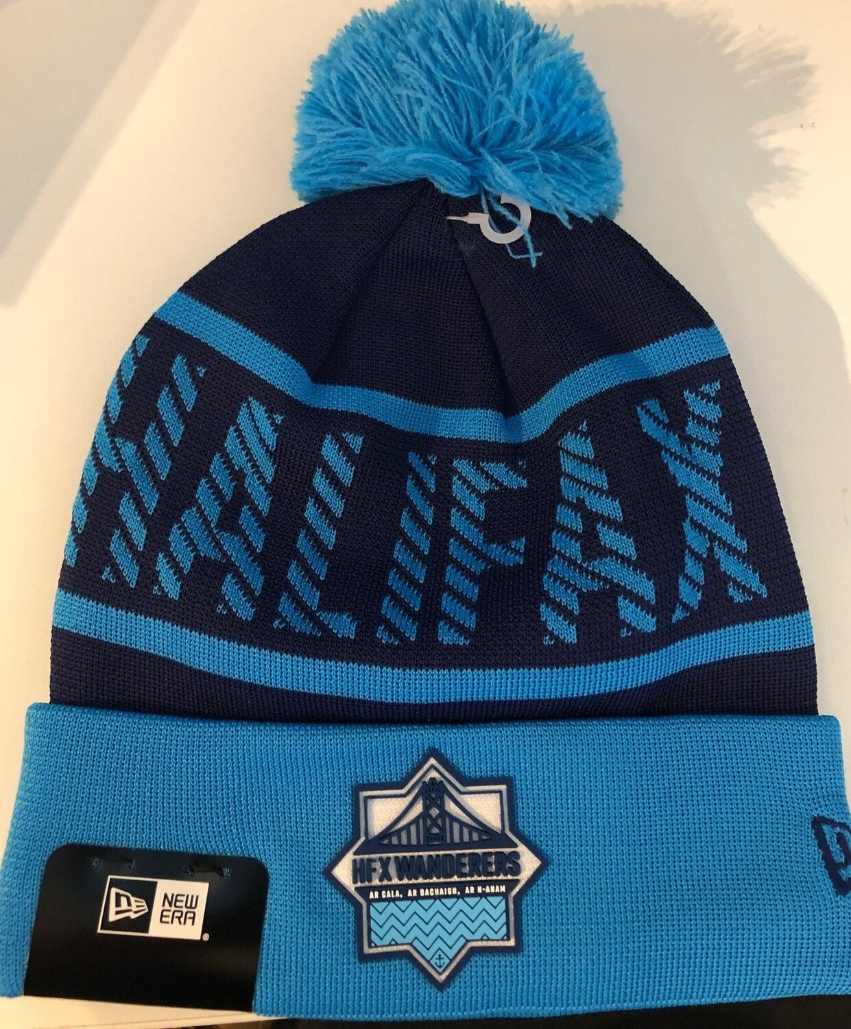 Tuque- Wanderers New Era Tuque