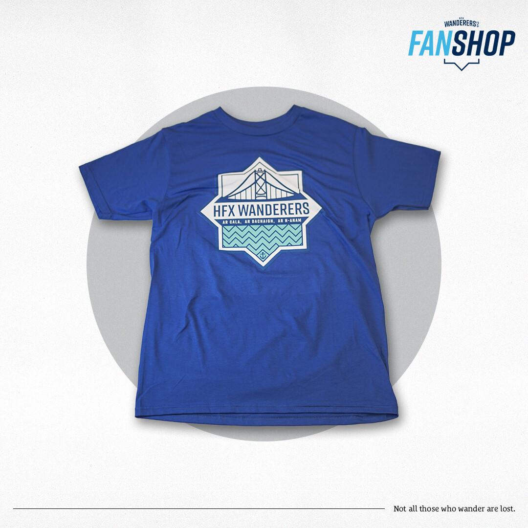 T-Shirt Royal (East Coast Lifestyle)