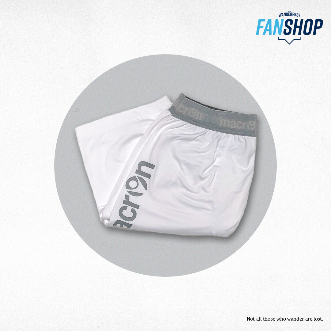 Macron - Training Undershorts- White
