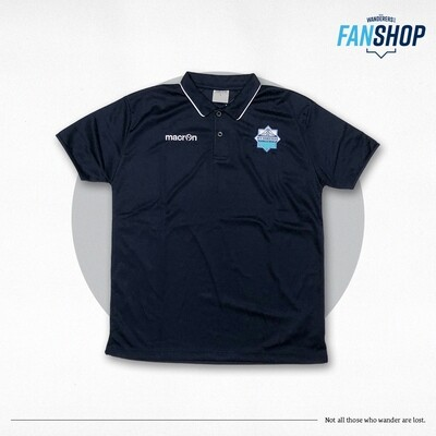 Macron- Player Polo- Navy