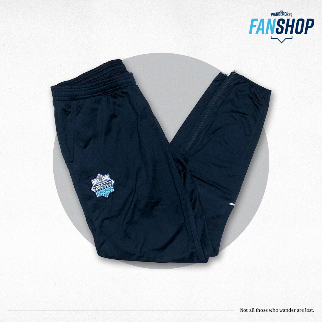 Macron - Training Pants- Navy