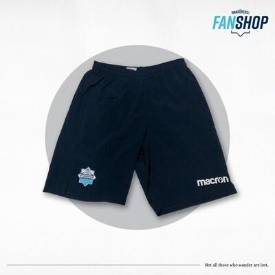 Macron- Bermuda Shorts- Black