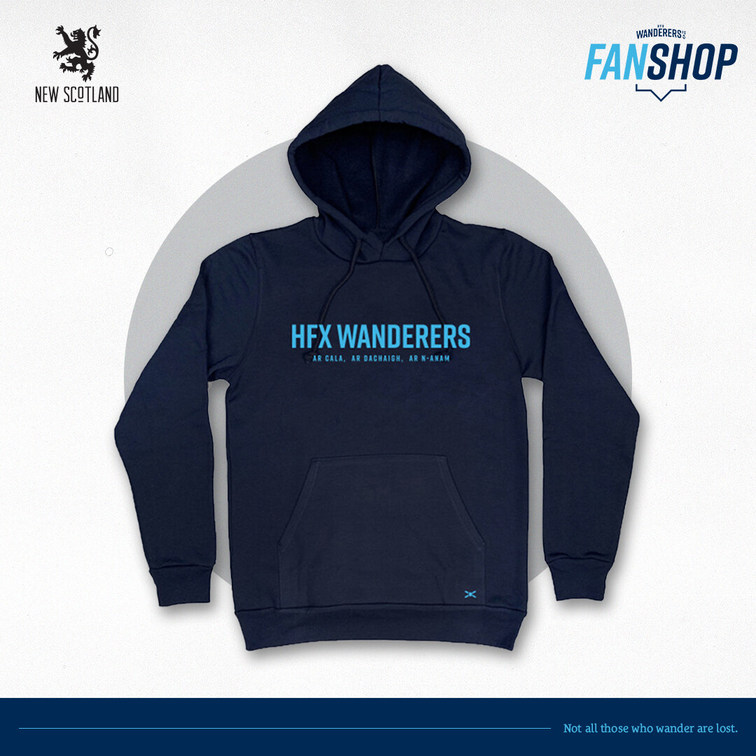 HFX Wanderers Spring Hoodie - Next Available June 20