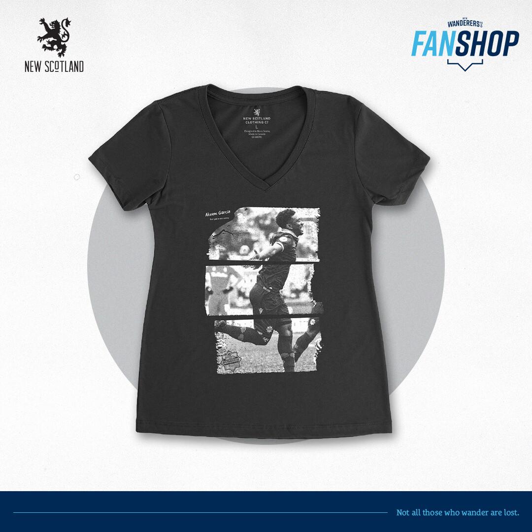 Garcia Celebration Women's T-shirt - Next Available June 20