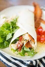 Chicken BLT Wrap for 4- Westin