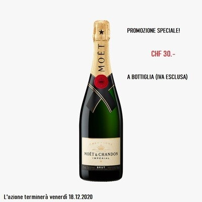 A Z I O N E -  Moet & Chandon   6 X 0.75CL