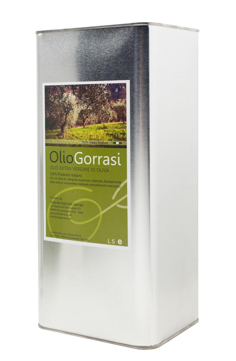 Olio Extra Vergine di Oliva - 10 litri - (2 taniche da 5L)