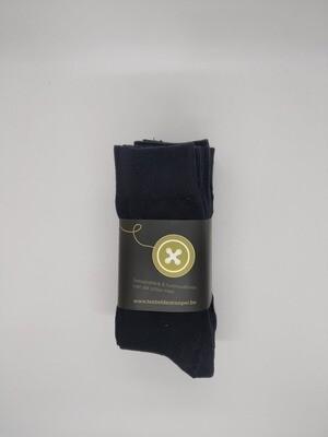 Set sokken marine van 4 paar + 1 paar gratis