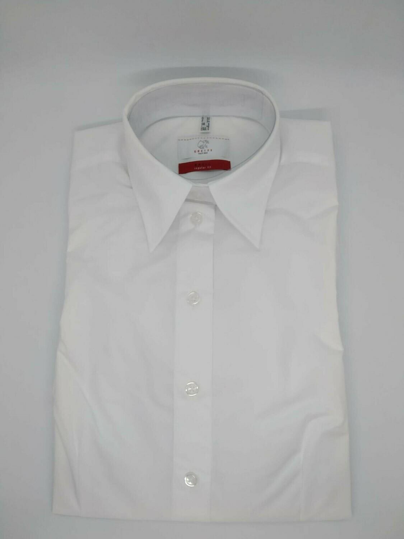 Dames bloes wit voor service