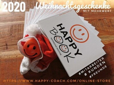 01. BUCH:  HAPPY BOOK