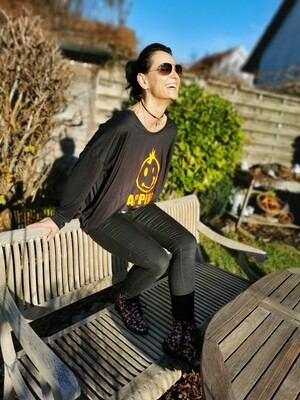 14.3 HAPPINESS REBEL - Women`s Freedom Longsleeve