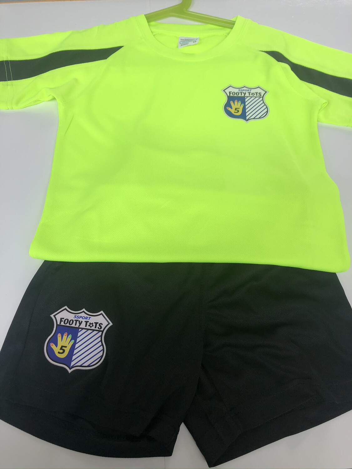 5Sport FootyTots - Full Kit
