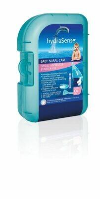 HydraSense Baby Nasal Aspirator Starter Kit