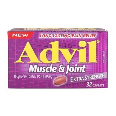 Advil Muscle & Joint Extra Strength Caplets x32