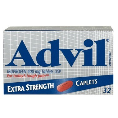 Advil Extra Strength 400mg Caplets x32