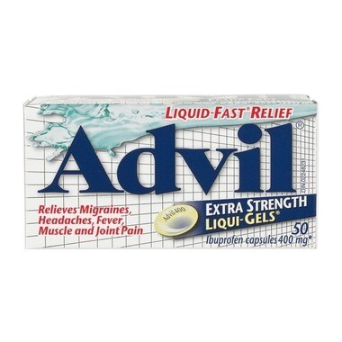 Advil Extra Strength 400mg Liqui-Gels