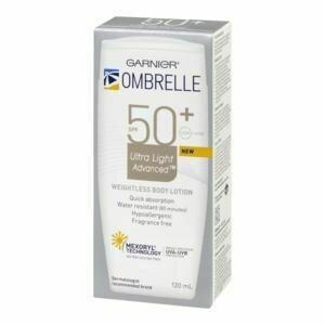 Garnier Ombrelle Complete Ultra-Light Advanced Body Lotion SPF 50+