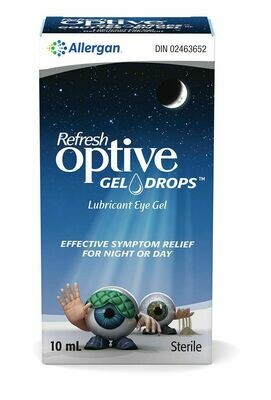 Refresh Optive Gel Drops 10ML