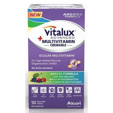 Vitalux Advanced Plus Multivitamin
