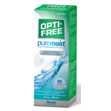 Opti-Free Puremoist Solution 300ML