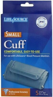 LifeSource Replacement Cuff Small