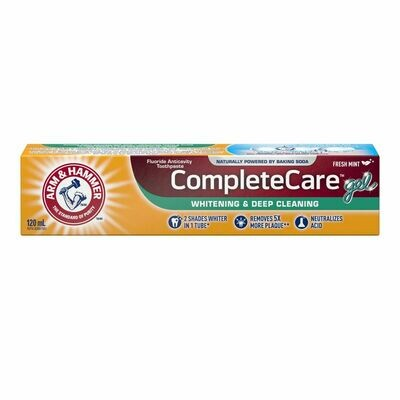 ARM & HAMMER™ Complete Care Gel, 120mL