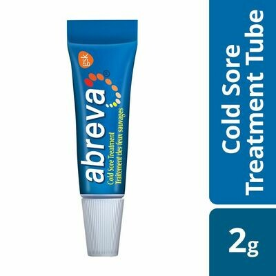 Abreva Cold Sore Treatment Cream