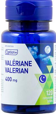 VALERIAN ROOT TABLETS 400MG 100