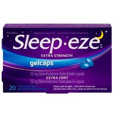 Sleep-Eze Extra Strength x20