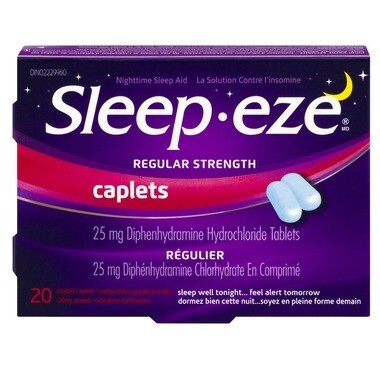 Sleep-Eze D Regular x20