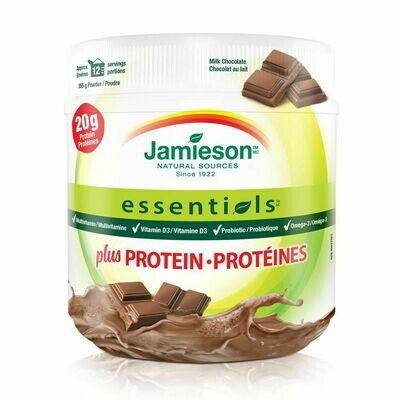 Jamieson Essentials plus Protein - Chocolate