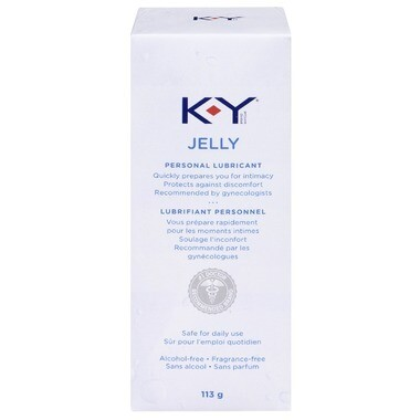 K-Y Jelly Personal Lubricant 113g