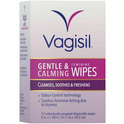 Vagisil Feminine Wipes