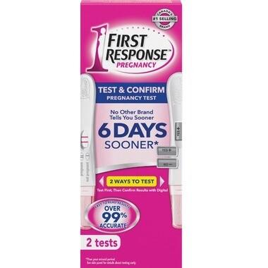 First Response Digital Pregnancy Test (2 Tests)