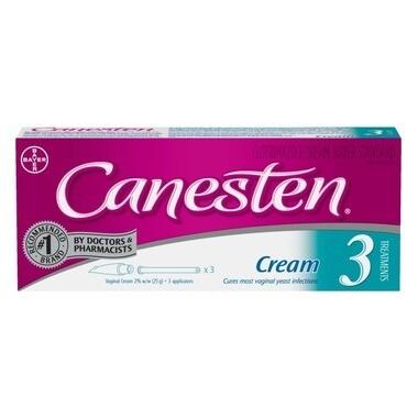Canesten 3-Day Cream