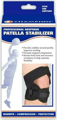 NEOPRENE PATELLAR STABILIZER L/XL (Online Only, May take 1-2 Business Days)