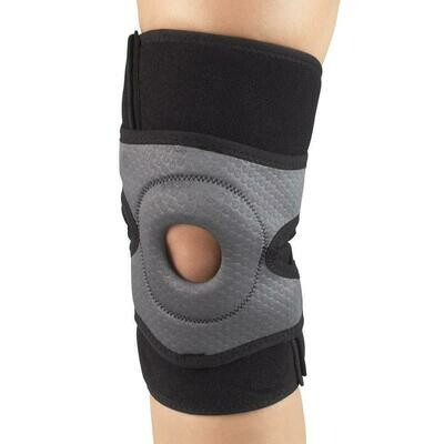 MULTILAYER KNEE WRAP WITH STABILIZER PAD (Regular 10