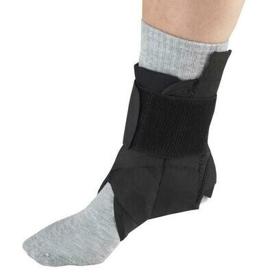 Ankle Stabilizer - Heel Locking Straps (Online Only, May take 1-2 Business Days)