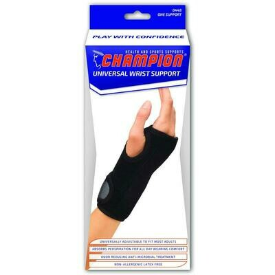 UNIVERSAL WRIST SUPPORT REVERSIBLE